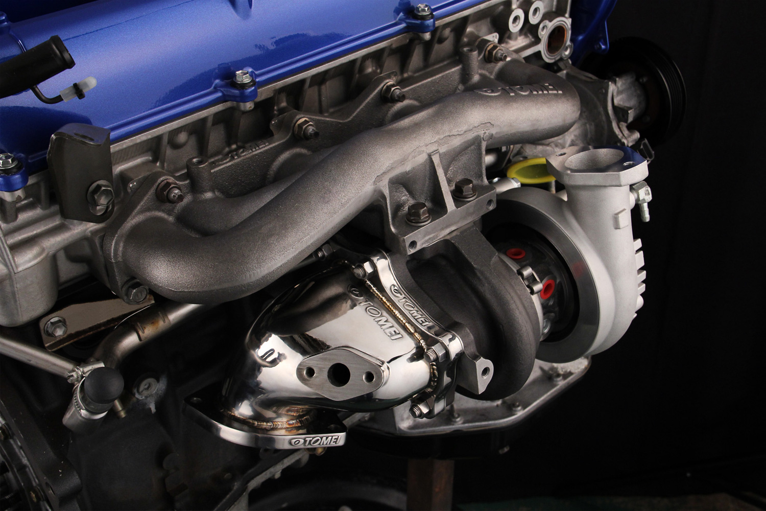 tomei 1jz jzx110 jzs171 gte jzz30 toyota outlet manifold turbo turbine late vvti pipe exhaust jzx100 kit arms downpipe v2