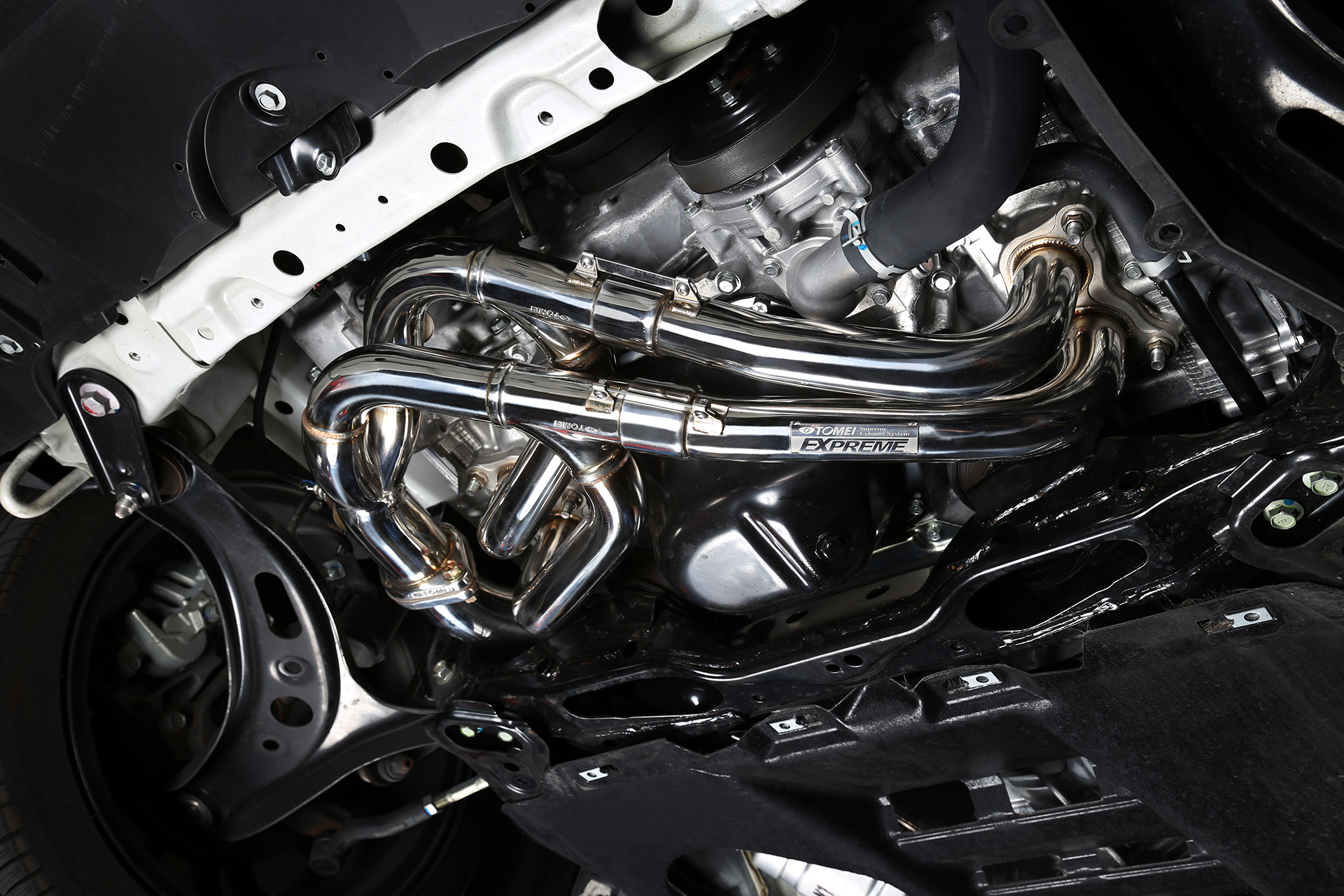 EQUAL LENGTH EXHAUST MANIFOLD FR-S / BRZ