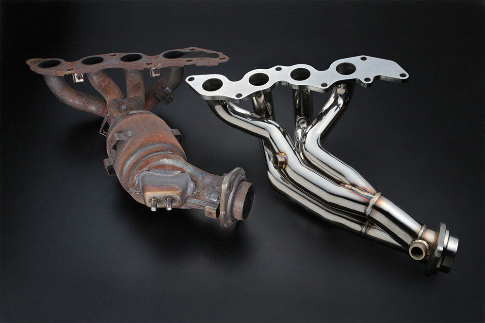 Mx5 Parts Catalogue >> EXPREME MX-5 NCEC LF-VE EXHAUST SYSTEM