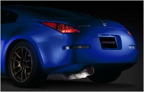 Tomei Expreme Ti Cat Back Exhaust System - Nissan 350Z VQ35DE