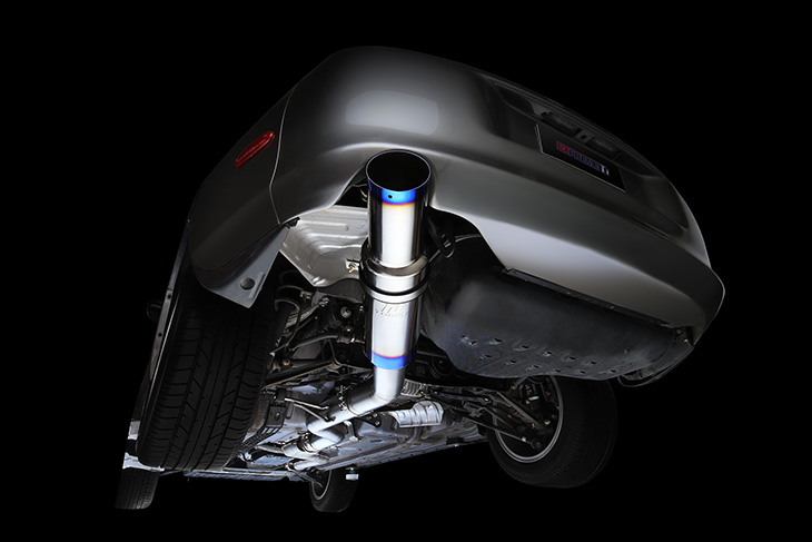 NEW RELEASE : JZA80 MK4 SUPRA 4inch FULL TITANIUM MUFFLER
