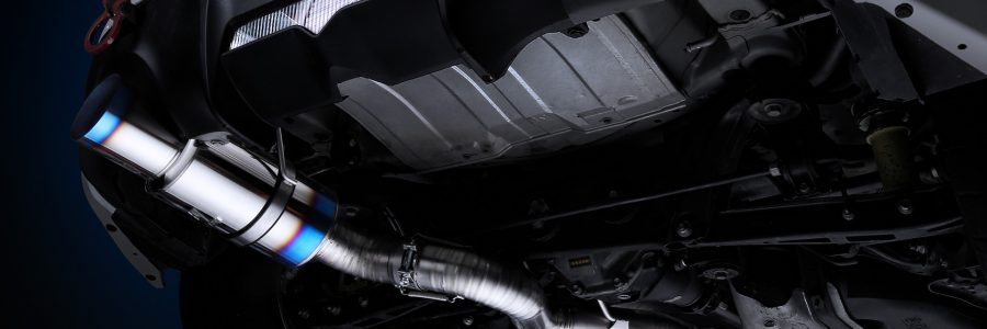 NEW RELEASE : The Art of Single -Ti Single Mufflers & Bumper cover for 86/BRZ/FR-S-