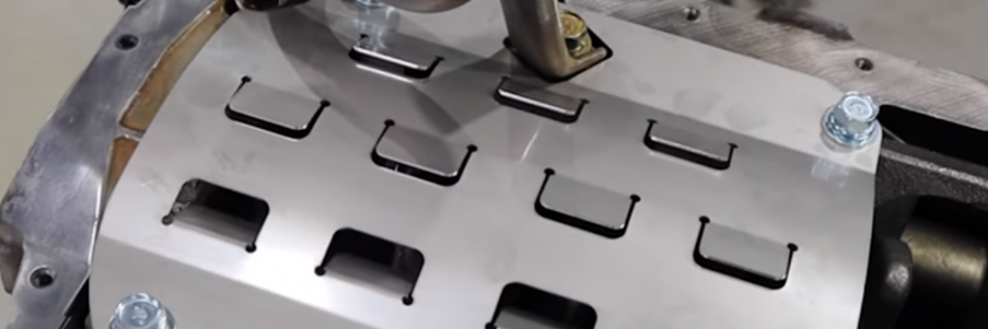 Movie:Speed Academy 4G63 Rebuild with Tomei oil baffle