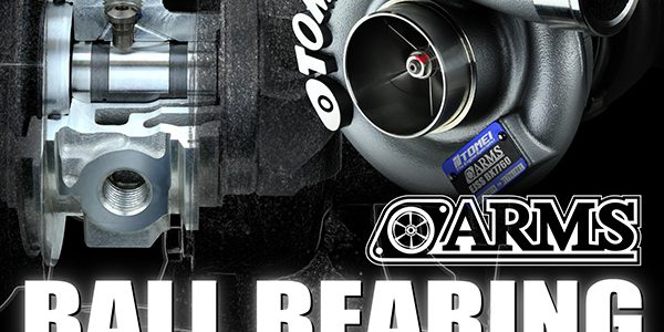 ARMS BX Ball Bearing Turbo Debut!