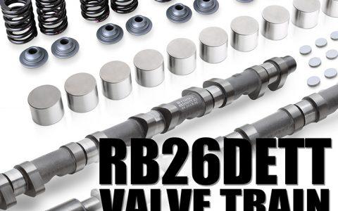 NEW LINE UP : RB26DETT STD Height Lifter & Valve Shims